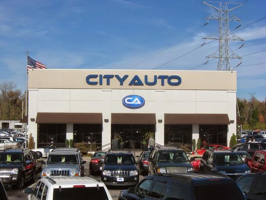 City auto memphis