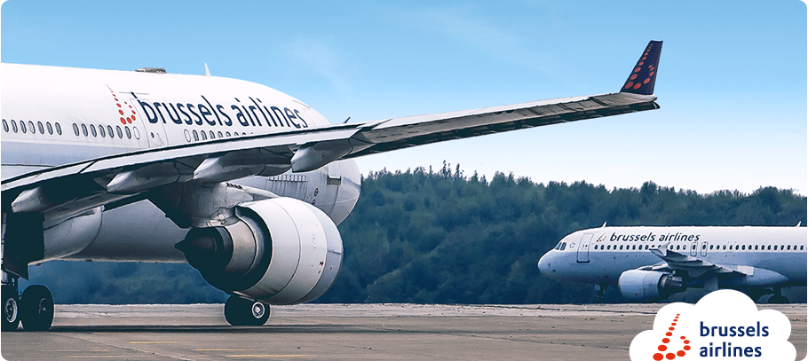 Monthly #BrusselsAirlines data become part of wider Lufthansa Group reports
