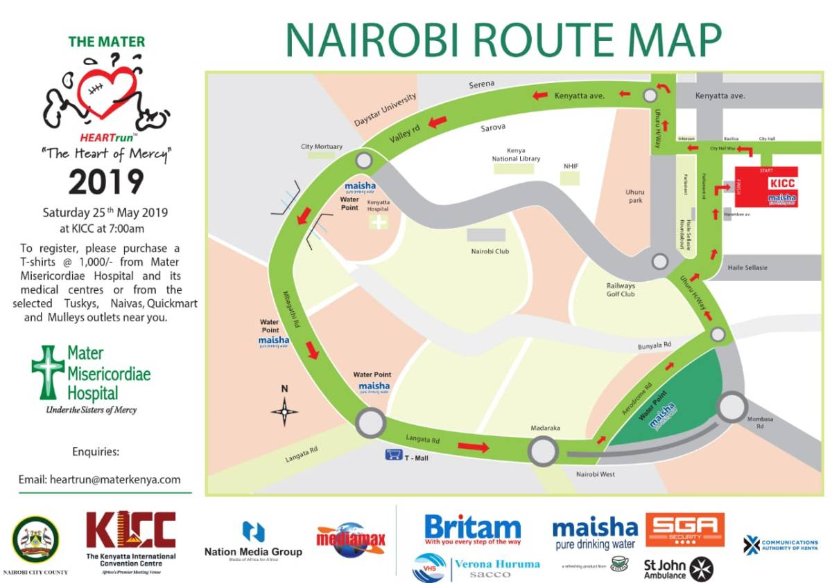 Heading to Nairobi's Wilson Airport tomorrow? Brace for diversions ...