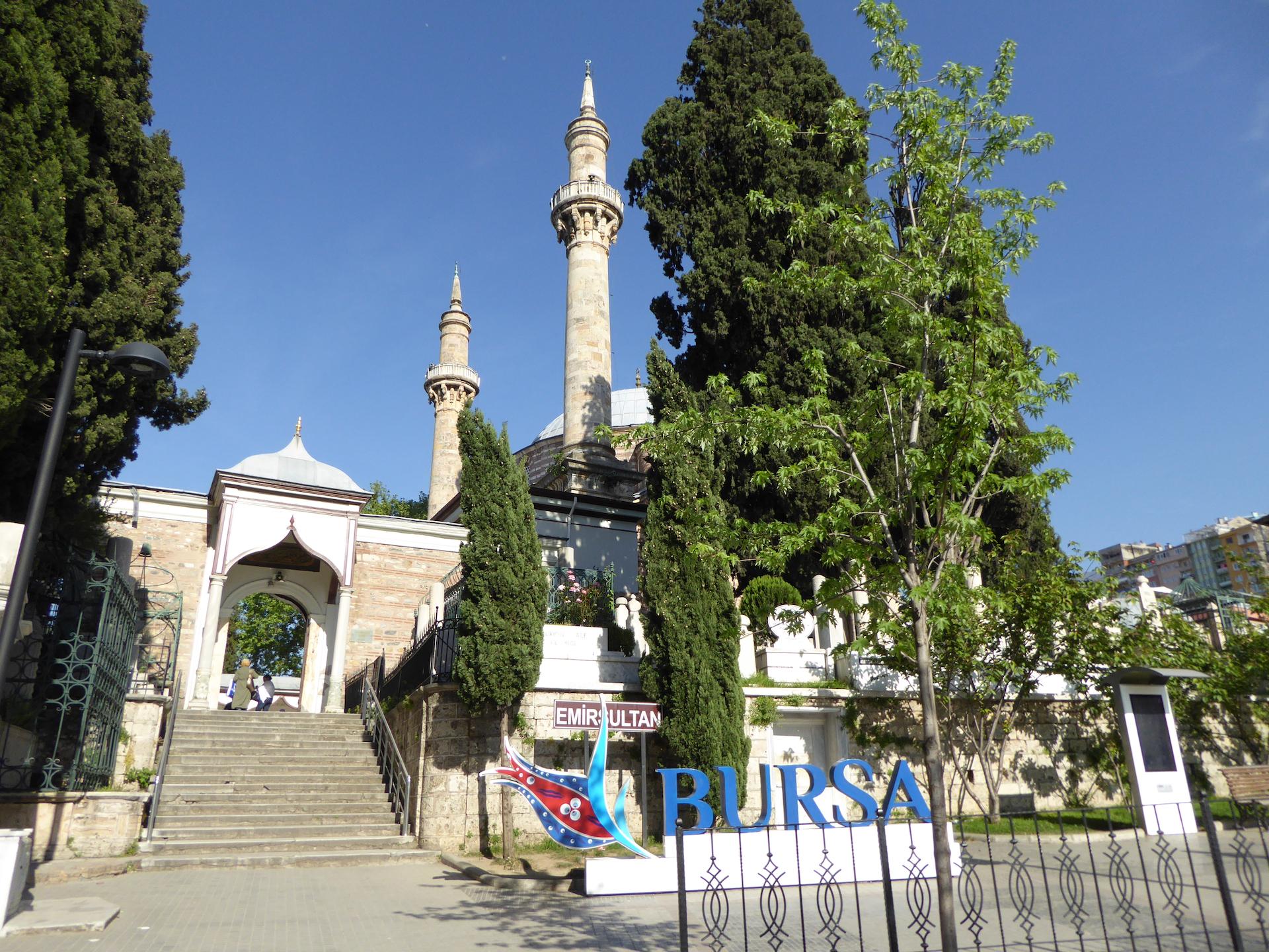 Wspaniałe Stulecie - Bursa