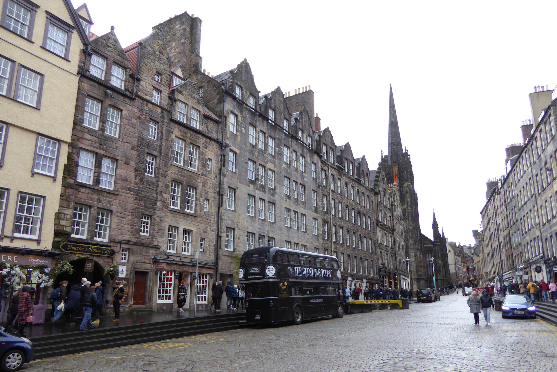 Weekend w Edynburgu: The Royal Mile