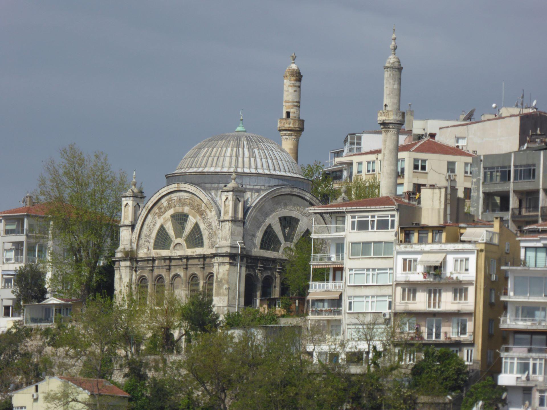 Stambuł Wspaniałe Stulecie: meczet Cihangira