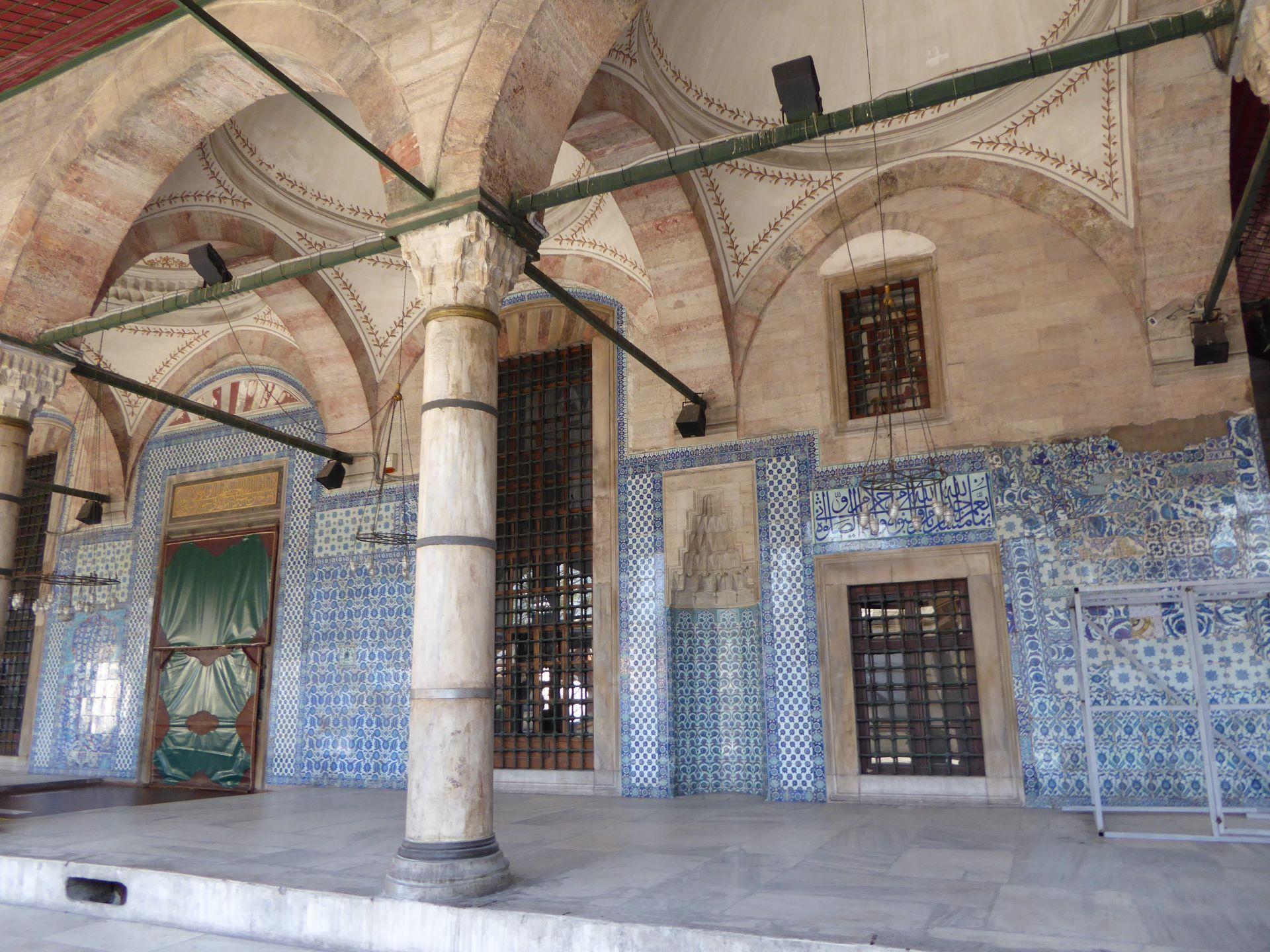 Stambuł Wspaniałe Stulecie: Meczet Rustema Paszy