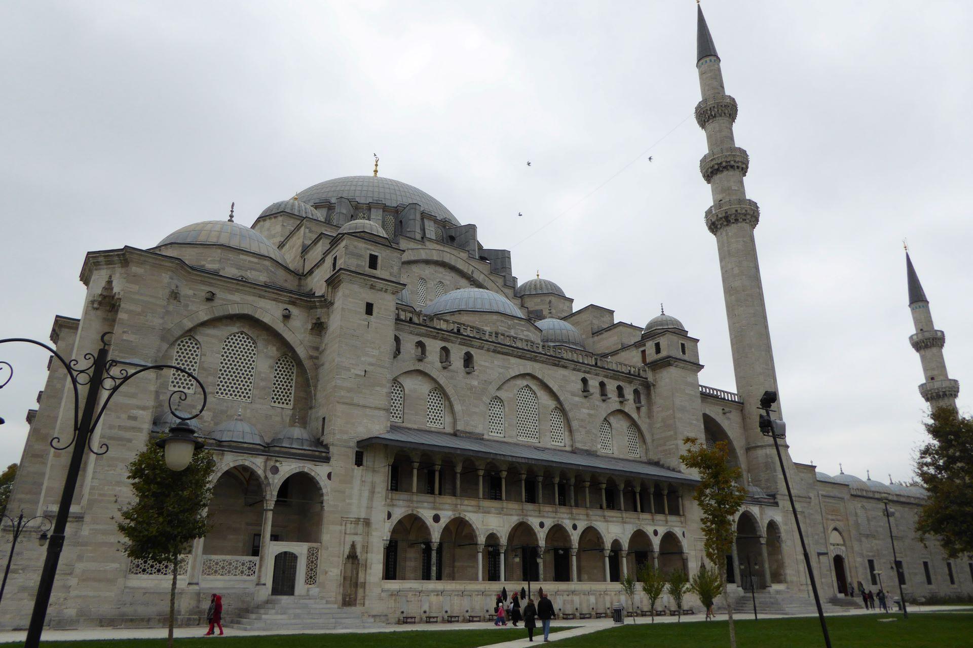 Stambuł Wspaniałe Stulecie: Meczet Sulejmana
