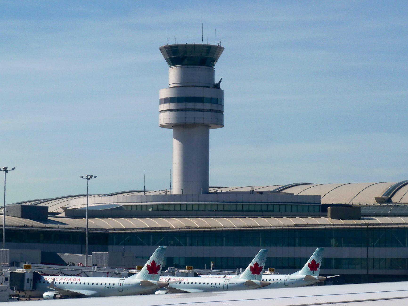 Wieża lotniska Toronto Pearson