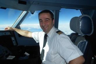 Juan Carlos Lozano, piloto investigador de accidentes
