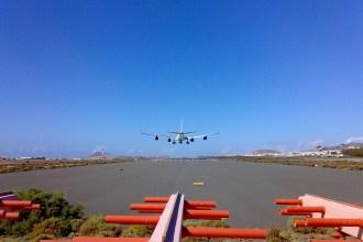 Aeropuerto de Gran Canaria. Fotografía de AENA