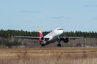 Fotografía de Iberia Express