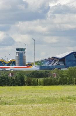 Aeropuerto Madrid-Barajas. Fotografía de AENA