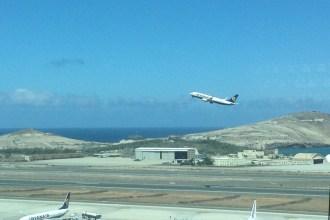Aeropuerto de Gran Canaria. Fotografía: ATCpress