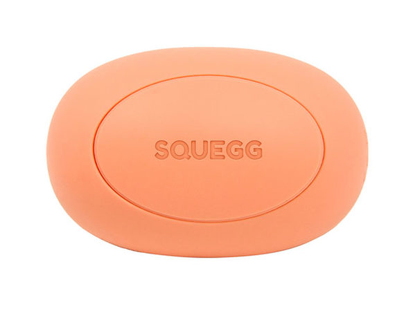 SQUEGG™ Smart Squeeze Ball & Grip Strengthener (Coral)