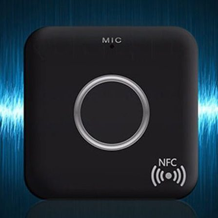 Bluetooth Audio Receiver with NFC