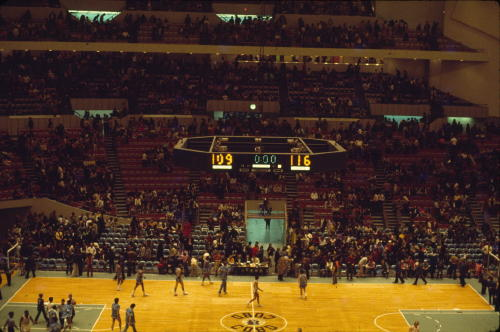 Image result for pistons cobo arena