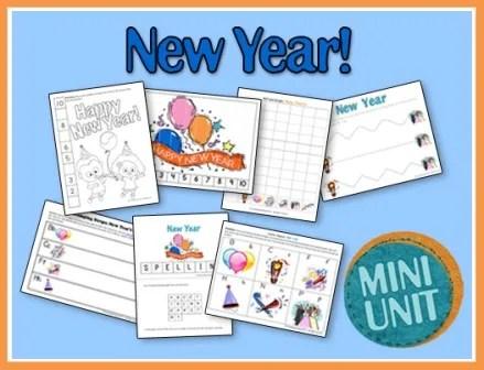 New Year Unit