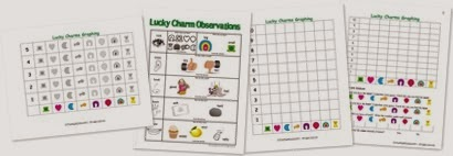 Lucky Charm Graphing and Obersvations
