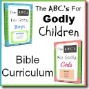 The ABCs for Godly Boys {Review}
