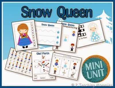 Disney Frozen Printables