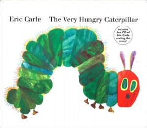 The Very Hungry Caterpillar {Giveaway}