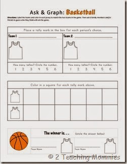 Basketball Ask and Graph