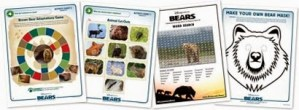 Free Disneynature's BEARS Printables