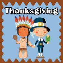thanksgiving button