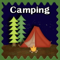 Camping Toddler Activities
