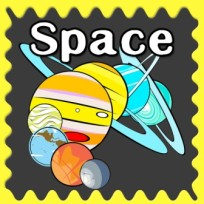 Space Toddler Printables