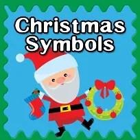 Christmas Symbols Printables