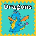 dragon button