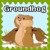 Groundhog Printable Activities