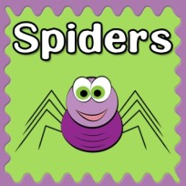 Spider Printable Activities