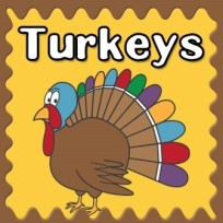 Turkey Toddler Activities