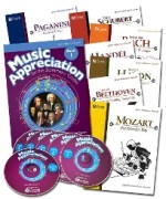 Elementary Music Appreciation by Zeezok Publishing