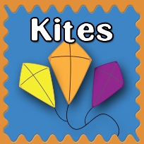 Kite Printable Activities