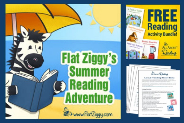 Check out these FREE Summer Reading Activities perfect to help keep your kids reading books over the summer.
