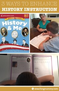 History & Me Activity Book for 2nd Grade