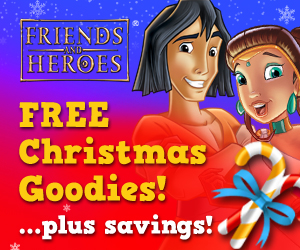 Friends and Heroes Deals