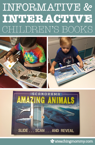 Does your kid want X-Ray vision? Then learn more about the Scanorama series from Silver Dolphins Books. Your kids will love these interactive books.