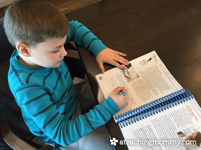 A Homeschool Writing Curriculum That Truly Inspires Young Writers