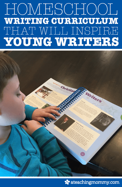 Writers in Residence™ is a homeschool writing curriculum for your 4th-8th grader that will not disappoint. Learn why it is our homeschool's writing curriculum of choice and what makes it unique.