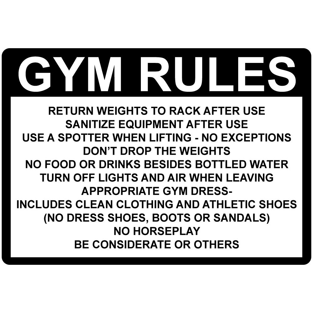 Gym Etiquette for Beginners: 8 Gym Norms to Follow