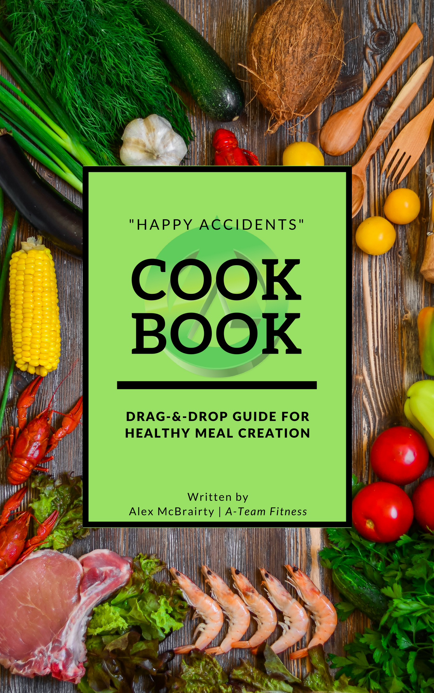Cookbook ebook cover