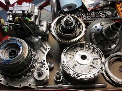 Mitsubishi magna gearbox problems