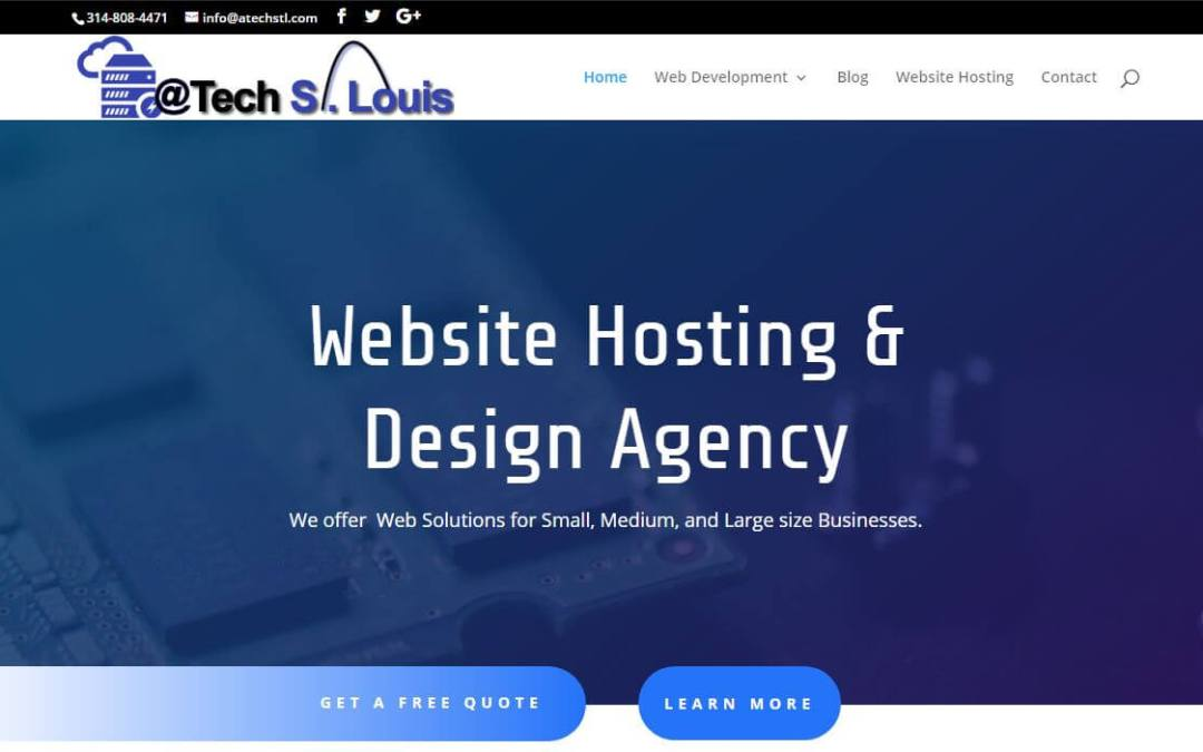 Launch of New Web Design Division