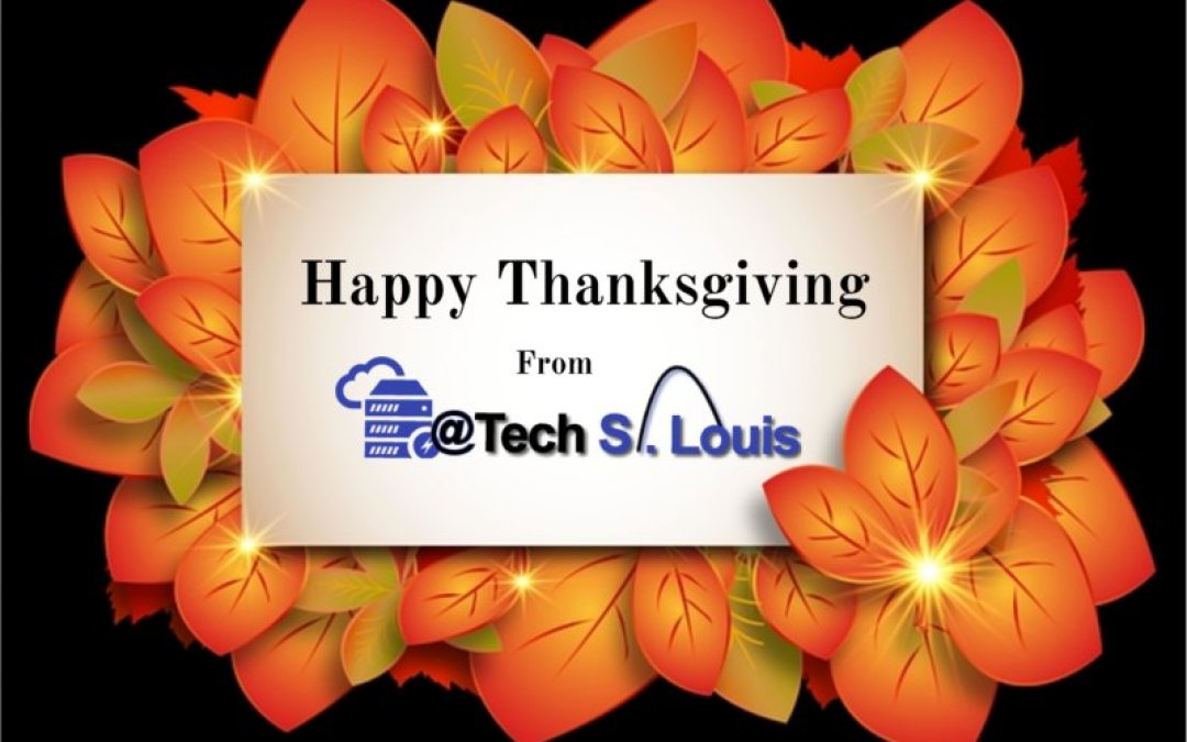 Happy Thanksgiving from the Atech St. Louis Web Design Team