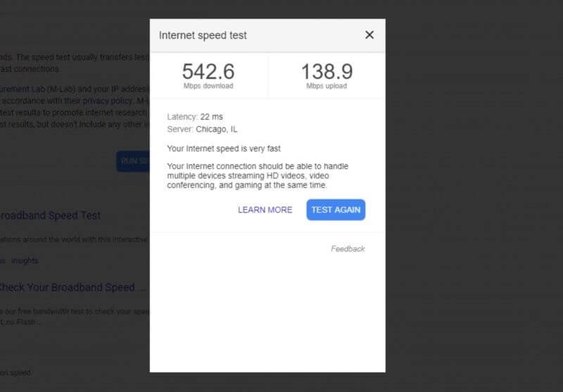 Server Monitoring in AWS offering Crazy Broadband Speeds