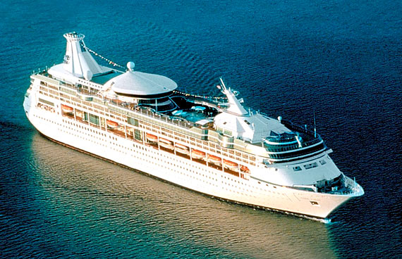 vision of the seas externo