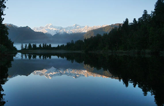 Olha esse reflexo n'água! Foto: Creative Commons
