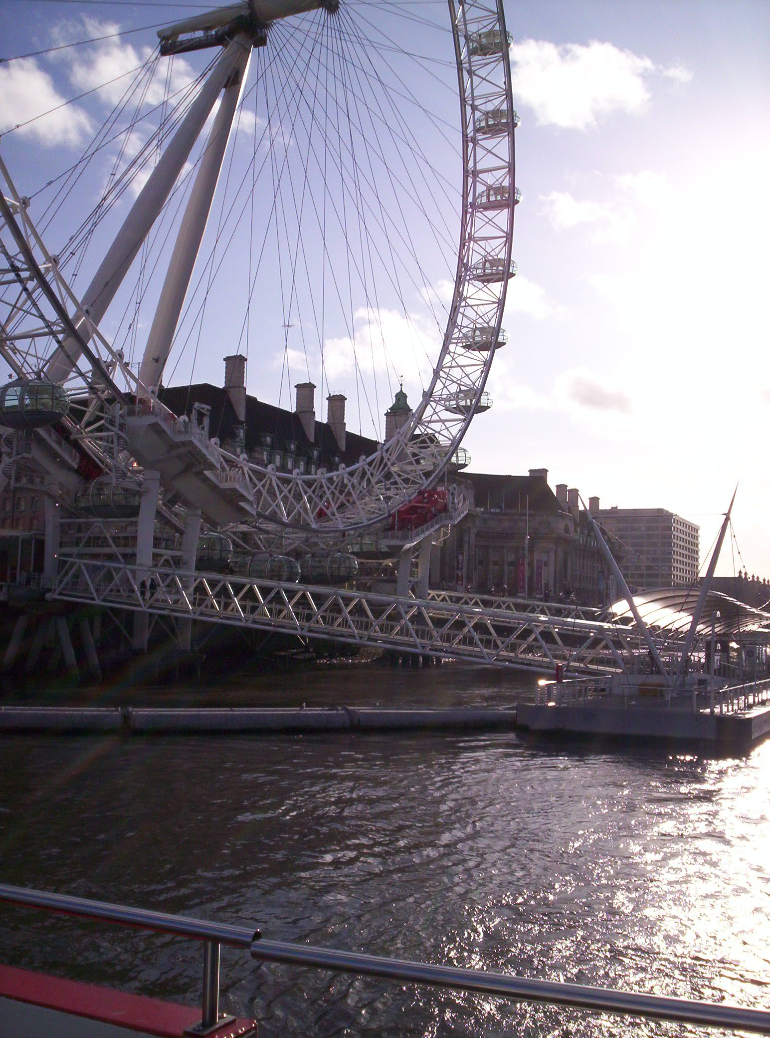 O London Eye