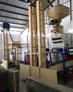 pembuat sosoh padi di Kabupaten Sukoharjo